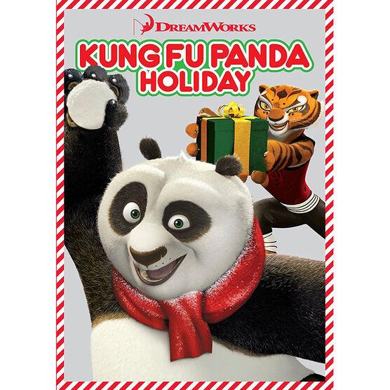 Kung Fu Panda Holiday - DVD