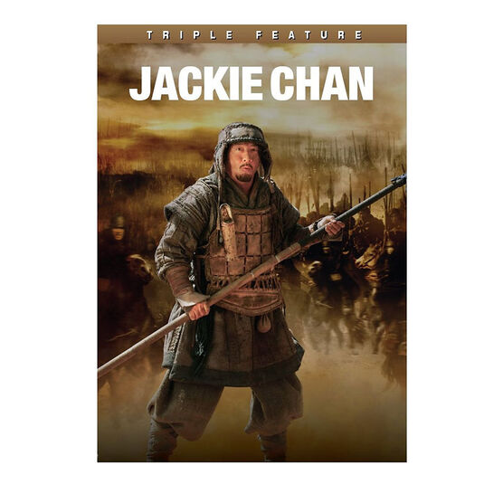 Jackie Chan: Triple Feature - DVD