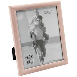 London Home Frame Wash - Pink - 8x10in