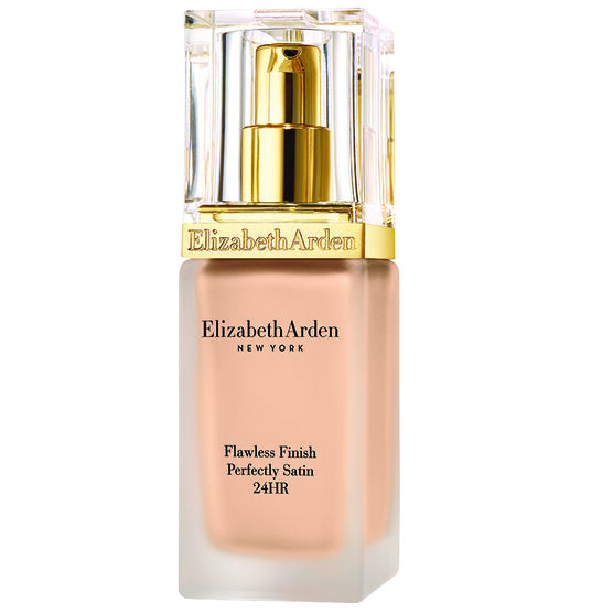 Elizabeth Arden Flawless Finish Perfectly Satin 24HR Liquid Makeup SPF 15 - Alabaster 01