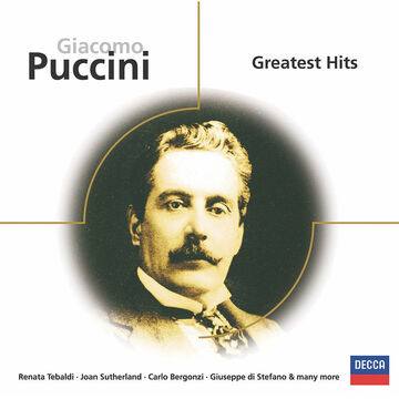 Various Artists - Puccini's Greatest Hits - CD