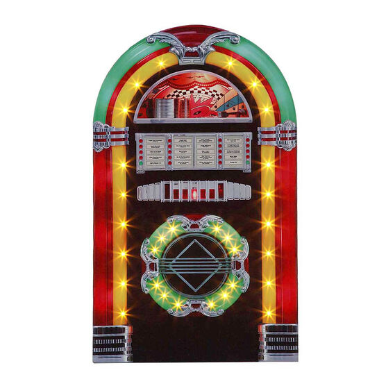Musical Jukebox Wall Art - C10490