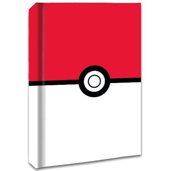 Pokemon Hardcover Journal