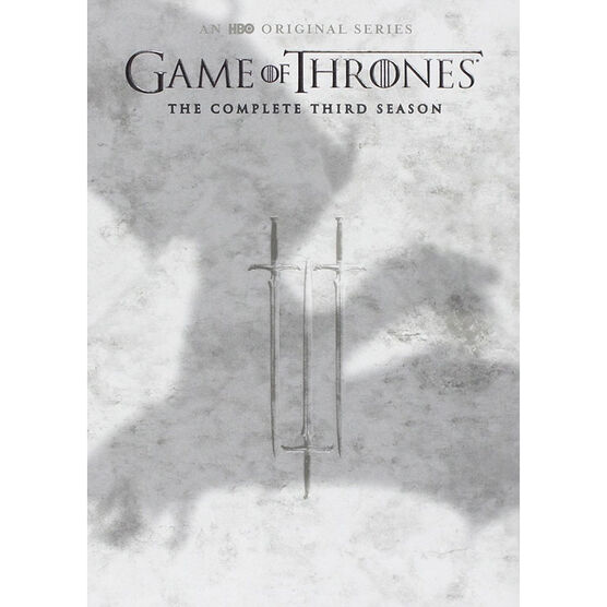 Game Of Thrones: Season Three - DVD