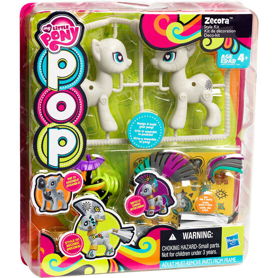 My Little Pony Pop Style Kit - Assorted