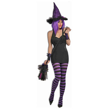 Halloween Wild N' Witchy Tights