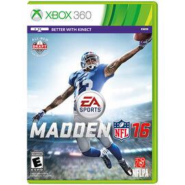 Xbox 360 Madden NFL 16