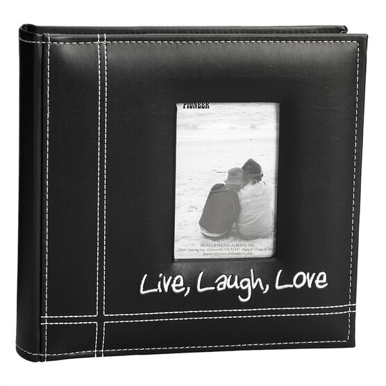 Pioneer Live, Laugh, Love Photo Album