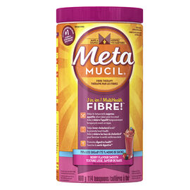Metamucil 3in1 MultiHealth Fibre Smooth - Berry - 660g