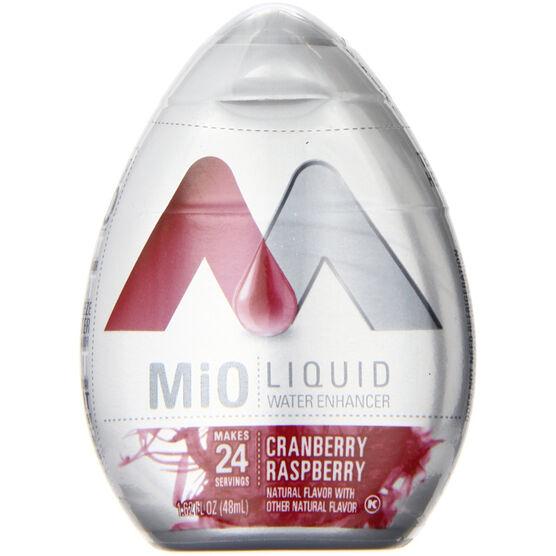 Mio Liquid Water Enhancer - Cranberry Raspberry - 48ml
