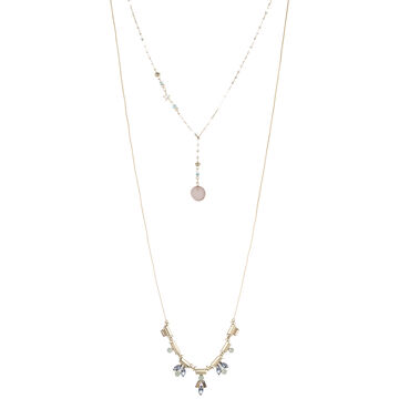 Lonna & Lilly 2-in-1 Necklace - Multi