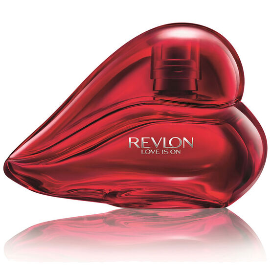 Revlon Love Is On Eau de Toilette - 50ml
