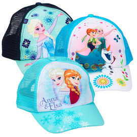 Frozen Baseball Cap - Assorted - 7-10X