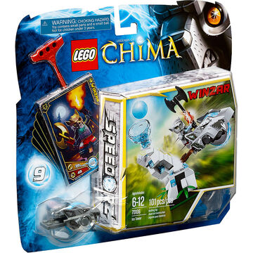 Lego Legends of Chima - Ice Tower - 70106