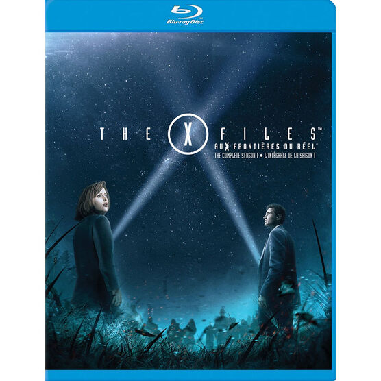 The X-Files: The Complete Season 1 - Blu-ray