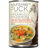 Wolfgang Pucks Soup - Chicken Rice - 398ml