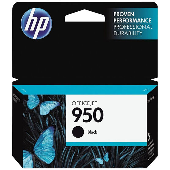 HP 950 Officejet Ink Cartridge - Black - CN049AN#140