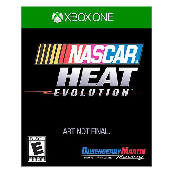 Xbox One Nascar Heat Evolution