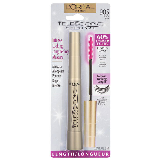 L'Oreal Telescopic Mascara - Black