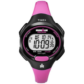 Timex Ironman Watch - Pink/Black - T5K525C2