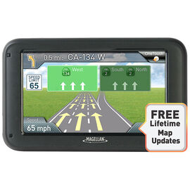 Magellan RM5320LM GPS with Lifetime Maps - Factory Reconditioned - RM5320RGLUCRB