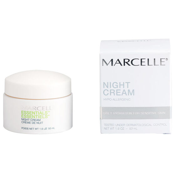 Marcelle Essentials Night Cream - 50ml