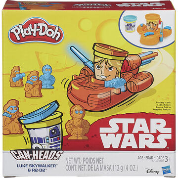 Play-doh Star Wars Cans - Assorted