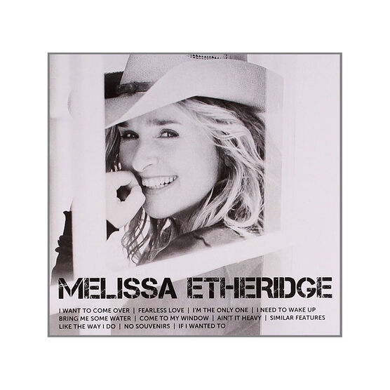 Melisa Etheridge - Icon - CD