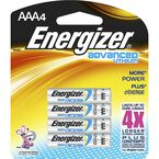 Energizer Advanced Lithium AAA Batteries - 4 pack