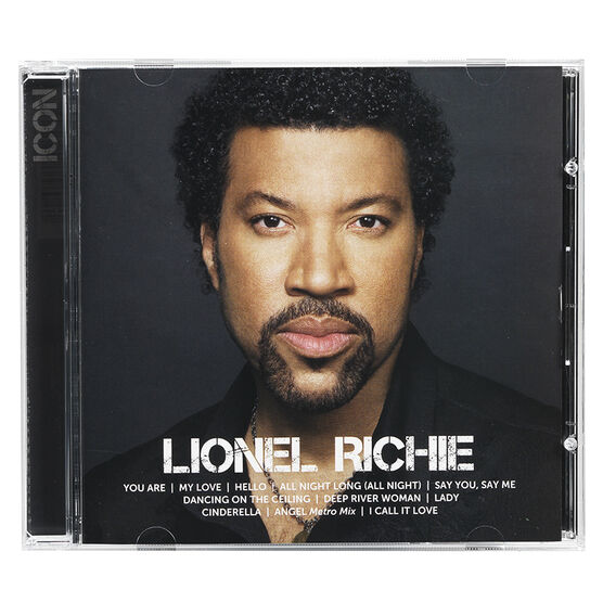 Lionel Richie - Icon - CD