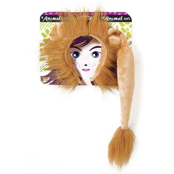 Halloween Lion Costume Kit