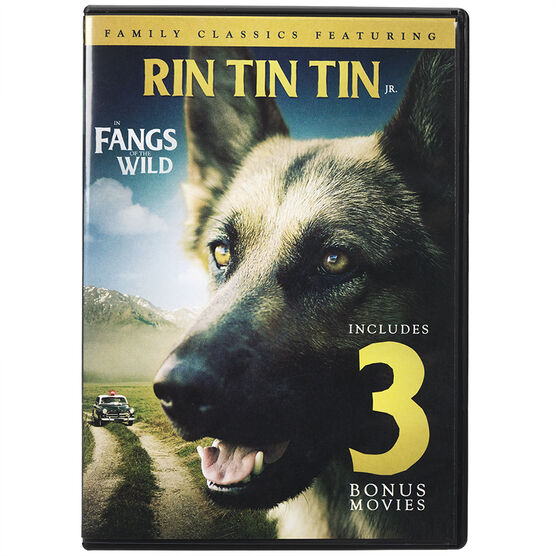 Four Classic Family Movies - DVD