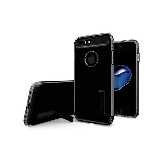 Spigen Slim Armor Case for iPhone 7 Plus - Jet Black - SGP043CS20851