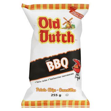 Old Dutch Potato Chips - BBQ - 255g