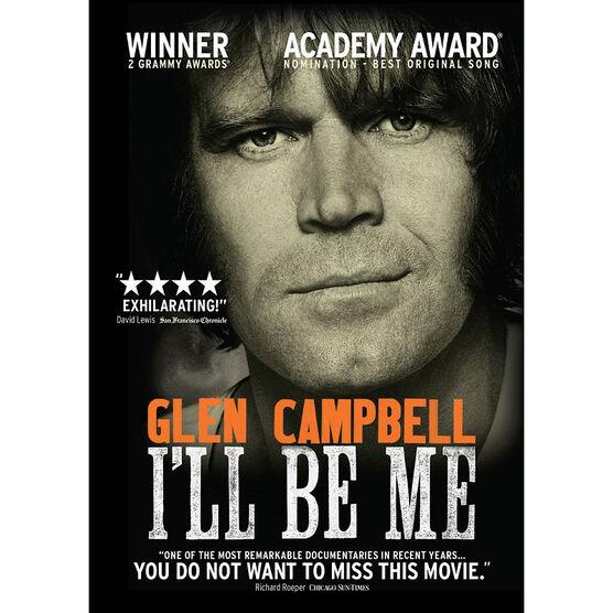 Glen Campbell: I'll Be Me - DVD