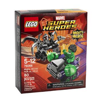 Lego Super Heroes -  Mighty Micros Hulk vs. Ultron