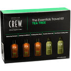American Crew The Essentials Travel Kit Tea Tree - 5 x 50ml