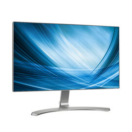 LG 24-inch IPS Monitor - Silver - 24MP88HV-S.AUS