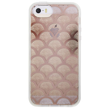 Sonix Clear Coat Case for iPhone SE - Champagne Lace - SX2222240087