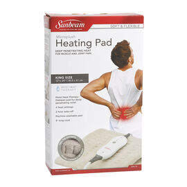Sunbeam Heating Pad - King Size - 538-CN