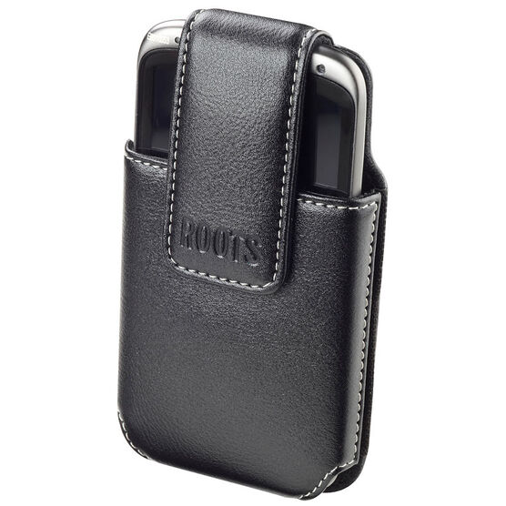 Roots L Vertical Holster - Black - R10VLBK