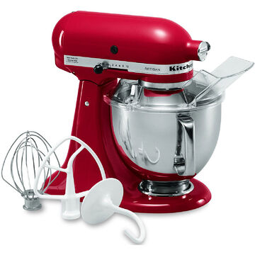 Kitchenaid artisan series 5 quart stand mixer ksm150ps london drugs - Kitchenaid mixer bayleaf ...