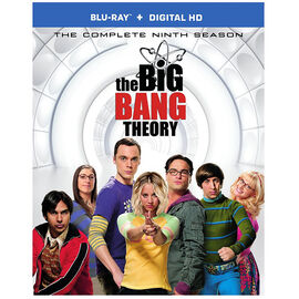 The Big Bang Theory: The Complete Ninth Season - Blu-ray