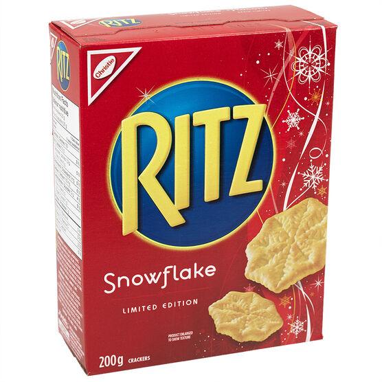 Christie Ritz Crackers - Snowflake - 200g