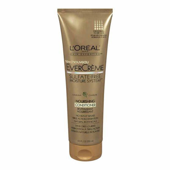 L'Oreal EverCreme Nourishing Conditioner - 250ml