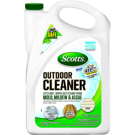 Scott's Plus OxiClean Outdoor Cleaner Concentrate - 3.78L
