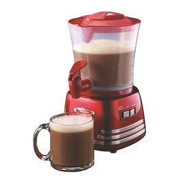 Salton Nostalgia Retro Hot Chocolate Maker - Red - HCM700RETRO