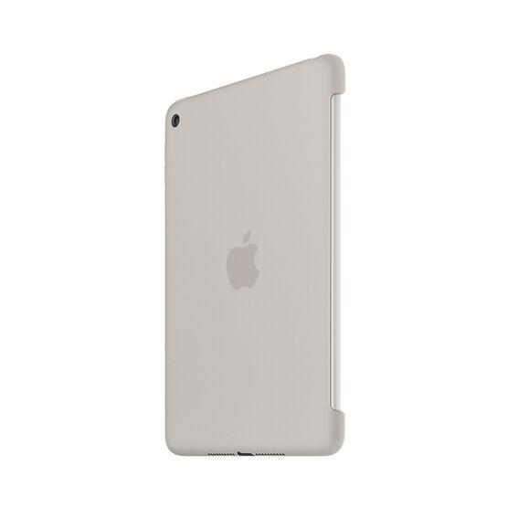 Apple iPad Mini 4 Silicone Case - Stone - MKLP2ZM/A
