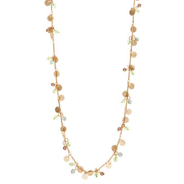Lonna & Lilly 38-inch Shaky Necklace - Green