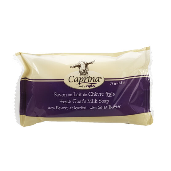 Caprina by Canus Fresh Goat's Milk Soap - Shea Butter- 37g